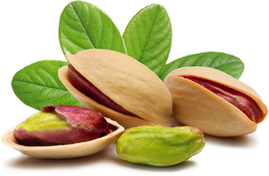 Le proprietà del pistacchio
