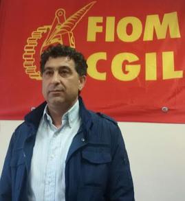 Donato Gatti Fiom Cgil