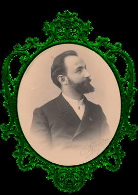 portrait d'André Chadourne