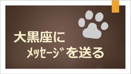 応援の輪を広げたいニャ~(by猫のちーたん)