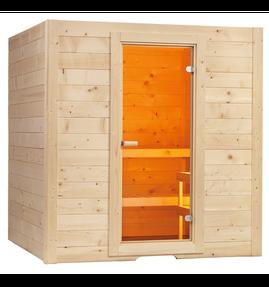 Sentiotec Sauna Basic Medium Saunatechnik Saunazubehör