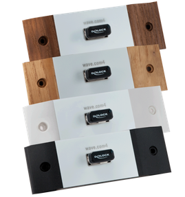 Sentiotec USB Dock sound&light Saunatechnik Saunazubehör
