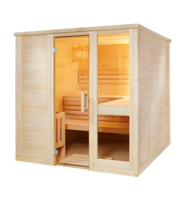 Sentiotec Sauna Komfort Large Saunatechnik Saunazubehör