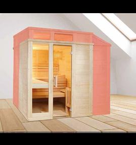 Sentiotec Sauna Sonderfertigung Style Saunatechnik Saunazubehör