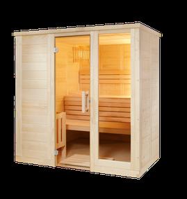 Sentiotec Sauna Komfort Small Saunatechnik Saunazubehör