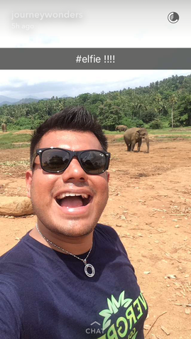 best travel bloggers on snapchat
