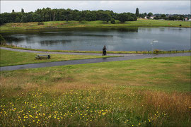 Witton Lake, Upper Witton. Image by Ted and Jen on flickr reusable under a Creative Commons licence
