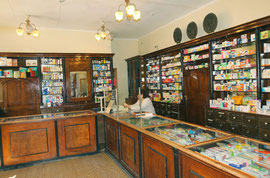 100 metų vaistinė / A 100 years pharmacy (photo Gintaras Burba)
