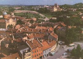 Vilniaus senamiestis. 1976m. Nuotr. A. Riazancevo /...