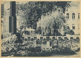 Vilnius. Prie gen. Černiachovskio obelisko. Nuotr. P. Karpavičiaus. 1948m./...