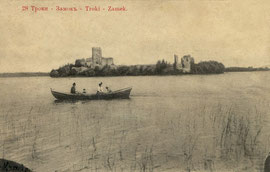 Trakų pilis / Trakai castle