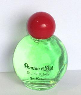 POMME D'API - ANCIENNE MINIATURE EAU DE TOILETTE