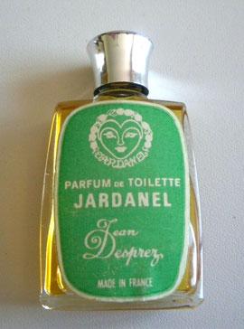 JARDANEL - MINIATURE PARFUM DE TOILETTE SANS BOÎTE