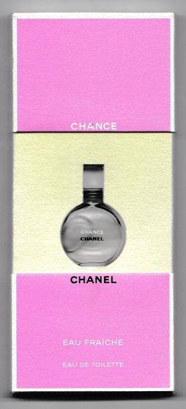 CHANEL - CHANCE EAU FRAÎCHE - EAU DE TOILETTE