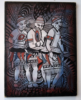 Bild Ambali Bamgbola in der Galerie Time Wien