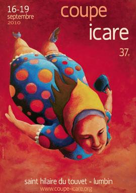 LA 37ème COUPE ICARE vous donne rendez-vous du 16 au 19 Septembre 2010, sur le site de St Hilaire du Touvet - Lumbin. evaa EC-145 SC domi00