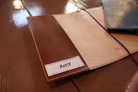 book jacket・写真クリックでAmY HPへ