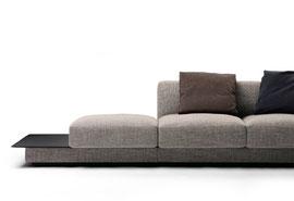 Sofa Mod. YUUTO, Walter Knoll