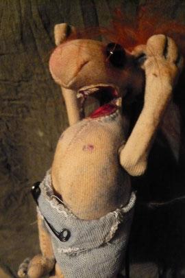 Rattenbaby schrei