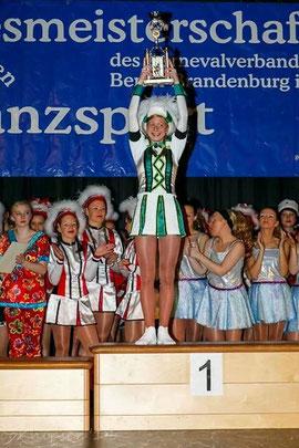 Miri - Landesmeisterin 2012,2013,2014