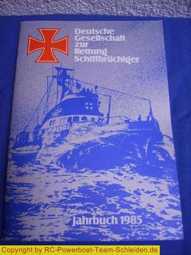 DGzRS Jahrbuch 1985