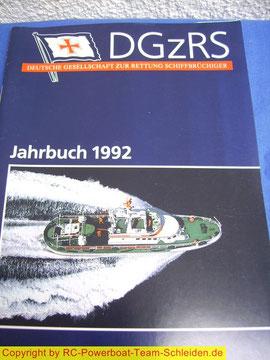 DGzRS Jahrbuch 1992