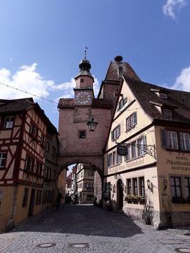 Stadtrallye Rothenburg odT