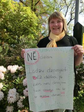 Ausma aus Lettland/ from Latvia