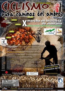 X RUTA CAMINOS DEL AMBROZ