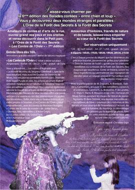 Recto Flyer balades contées 2011