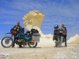 Weiße Wüste - Ägypten -