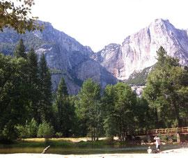 Aug, 2012. Yosemite National Park