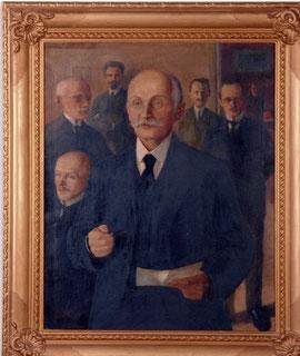 Prezes Stanisław Nowak