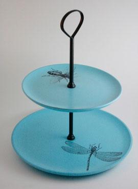 Jolie Oiseaux desserts tray