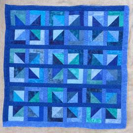 Wandbehang_blau