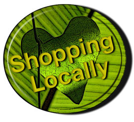 shopping locally Kelowna