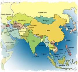 Asia / Asie