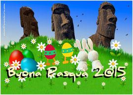 Buona Pasqua 2015