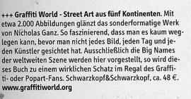 Graffiti World review - Sub Culture #115