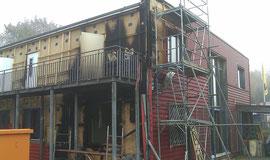 09.11.2011 - Zweiter Brandanschlag