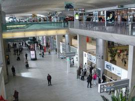 シャルル・ドゴール空港までお迎えに行きます!