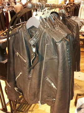 30% off everything in All Saints! Even their continuation leather jackets!