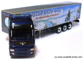 1-87 Trucks Schuco (MAN TGA) Grizzly Snow Grip 1-87