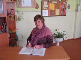 Вчитель початкових класів Дудяк Марія Володимирівна