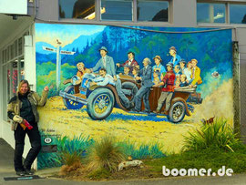Katikati Neuseeland New Zealand boomer.de boomer