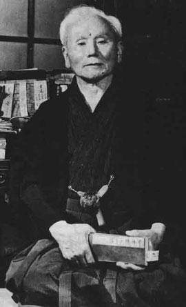 Gichin Funakoshi, Gründer des Shotokan-Karates
