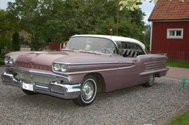 1958 Oldsmobile Holiday Coupé