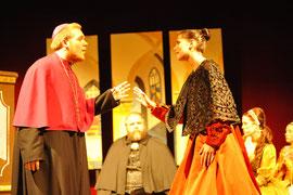 Franz von Sales trifft auf Johanna