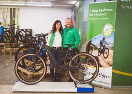 Neue Jobs bei der e-motion e-Bike Welt St. Wendel
