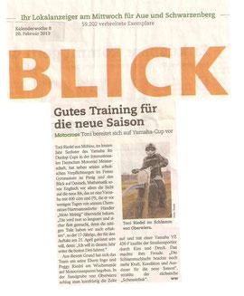 BLICK - Aue - 20.02.2013